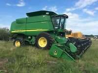 2006 JD 9660 STS Combine For Sale