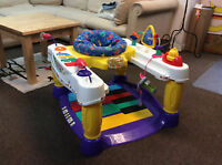 Fisher Price Step-n Play Piano Saucer