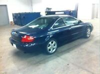Acura cl type s 2001 need gone