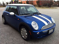 2006 MINI COOPER ***VERY LOW PRICE NEED AND I WILL PAY THE TAXES