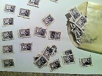 Hot Stamp Collection - Polish Antique Stamps - used and unused