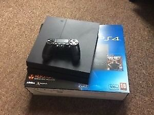 Boxed PS4 with original cables PRICE DROP