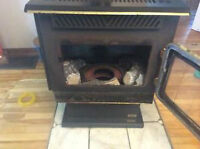 GLT - 1 oil burning stove