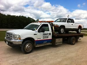 Towing flat bed service, Kitchener,Waterloo,Cambridge Tow It