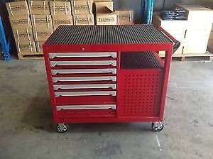 GIANT TOOL BENCH - TRADE QUALITY TOOL BOX HUGE BRAND NEW 1200x800