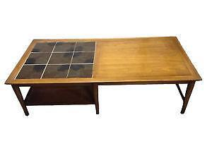 Ordinaire Tile Top Coffee Table