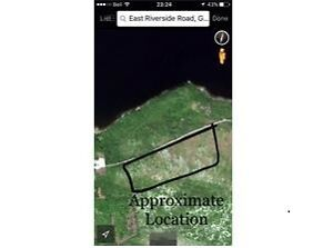 Plenty of land for developing a subdivision