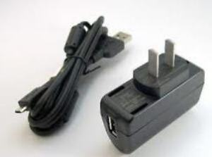 Sony Ericsson CST-80 CST80 USB AC Charger Adapter