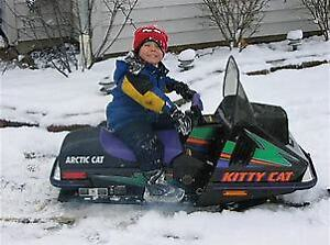 WANTED - Arctic Cat Kitty Cat