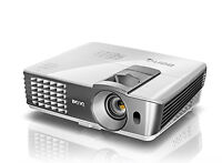 BenQ HT1075 1080P 2200 ANSI Lumen 3D Full HD Home Theater