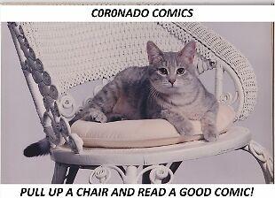 CORONADO COMICS