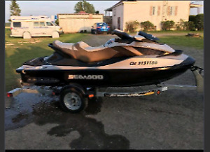 Sea-Doo GTX 255 limited edition 2009 seulement 56heures!