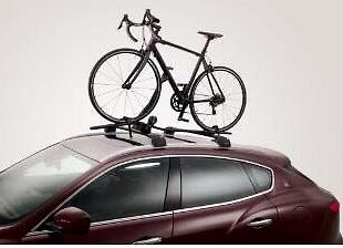 Maserati Levante Roof Mounted Bicycle Carrier #940000750