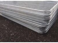 🌎New Security Heras Style Security Fencing Panels • heavyduty