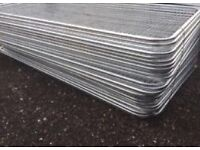 🗡Set Of 50 New Heras Security Fencing Panels