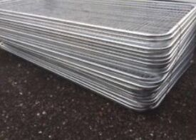 ☄️New Security Heras Style Security Fencing Panels • New HeavyDuty