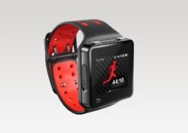 Motorola motoactv fitness tracker/GPS/MP3 player and phone and text recover 8GB C/Wheadphones