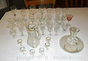 Decanters and Glasses