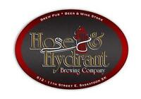 Hose and Hydrant Hiring Servers, OFF SALE and DOORMEN