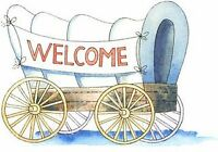 Welcome Wagon-The Most Famous Basket in the World