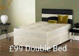 Double bed, brand new