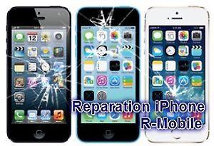 Reparer iPhone 6+/6/5/4 iPod touch,Lcd,screen repair unlock