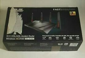 Asus AC-3100 wireless router