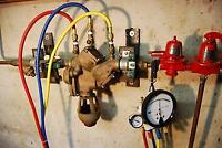Backflow prevention devices testing and installation