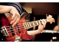 Hackney Bass guitar lessons