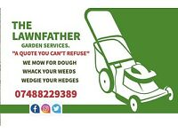 'THE LAWNFATHER' Garden Services