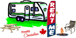 RENT any of our TRAVEL TRAILERS