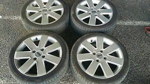Ford Focus 17inch wheels Byford Serpentine Area Preview