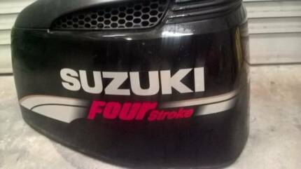 Suzuki DF 250  four stroke for parts or rebuild.