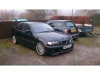 BMW 318 BREAKING E46 MSPORTS