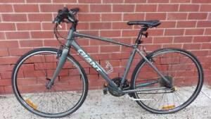Giant cross city hybrid bike