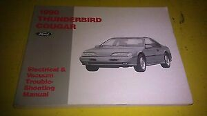 I have the hard to find 1990 thunderbird/cougar electrical....