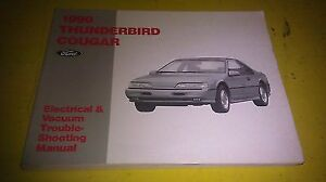 I have the hard to find 1990 thunderbird/cougar electrical.... Edmonton Edmonton Area image 1
