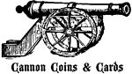 Cannon Coins and Cards