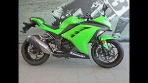Kawasaki Ninja 300 lams learner Marrickville Marrickville Area Preview