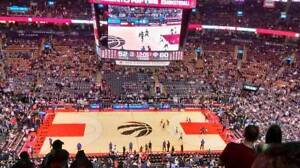 Toronto Raptors v Indiana Pacers Round 1 Game 7