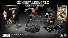 Mortal kombat X kollectors edition Bentley Park Cairns City Preview