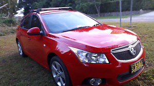 2014 Holden Cruze Hatchback Mullumbimby Byron Area Preview