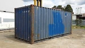 20' & 40' Cargo Worthy Shipping Containers SALE Tullamarine Tullamarine Hume Area Preview