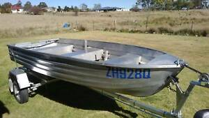 tinny 12 ft brooker Stanthorpe Southern Downs Preview