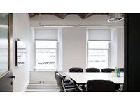 Large Window Meeting Room