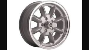 """Wanted: 13"""" Superlite Wheels Suit Ford Escort/ Cortina Geelong Geelong City Preview"""