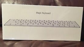 Brand New Sealed Apple Magic Keyboard with receipt
