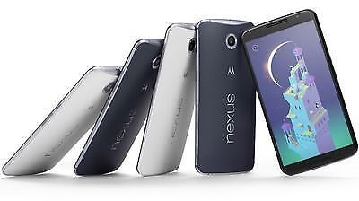 Das Google Nexus 6