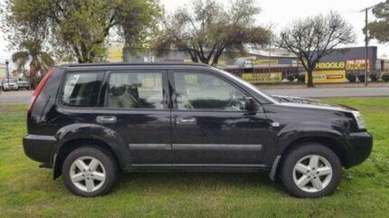 2006 Nissan X-Trail T30 II MY06 ST-S 40th Anniversary Black 5 Speed Manual Wagon Beverley Charles Sturt Area Preview