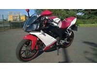Derbi gpr 125 excellent condition